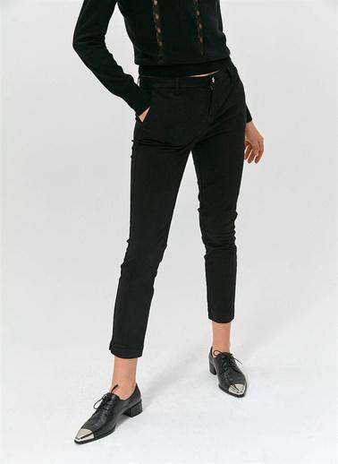 Fracomina Pantolon Siyah